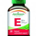 Jamieson E-vitamin