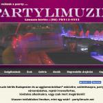 party-limuzin